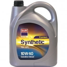 Aceite Motor Krafft Synthetic Premium Tdi/Gti 10W40 Gasolina/Diesel 5L
