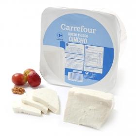 Queso fresco cincho Carrefour al corte 150 g aprox