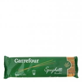 Espaguetis vegetales Carrefour 500 g.