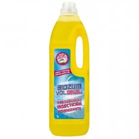 Fregasuelos insecticida higienizante Biozum 1 l.