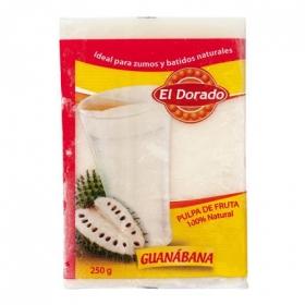 Pulpa de guanábana El Dorado 250 g.