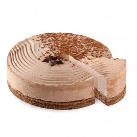 Mousse chocolate sin azúcar añadido 350 g