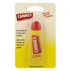 Bálsamo labial hidrantate Carmex 10 g.