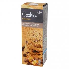 Galletas con pepitas de chocolate Cookies Carrefour 200 g.