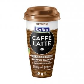 Café latte cappuccino Kaiku 230 ml.