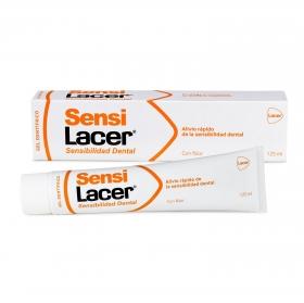 Dentífrico SensiLacer 125 ml.