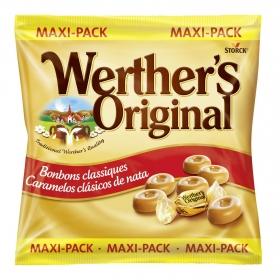 Caramelos sabor toffe Werther's 300 g.