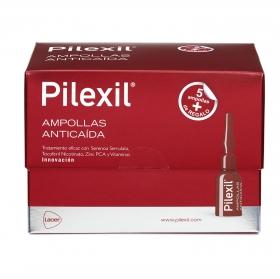 Ampollas antícaida Pilexil 15 ud.