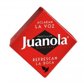 Pastillas de regaliz Juanola 6 g.