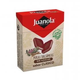 Perlas balsámicas sabor clásico Juanola 25 g.