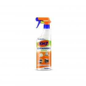 Quitagrasa aroma cítrico KH-7 750 ml.