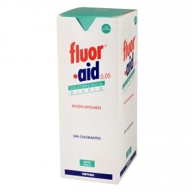 Colutorio diario flúor Fluor-Aid 500 ml.
