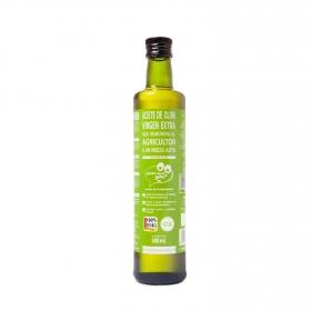 Aceite de oliva virgen extra Quien Es El Jefe 500 ml.