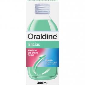 Enjuague bucal encias Oraldine 400 ml.