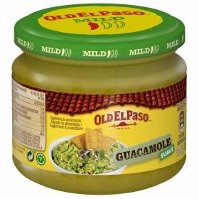 Salsa guacamole Old El Paso tarro 320 g.
