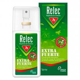 Repelente de insectos extra fuerte Relec 1 ud.