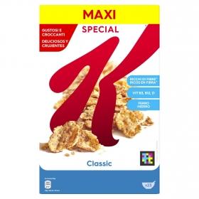 Cereales de arroz, trigo y cebada Special K Kellogg's 750 g.
