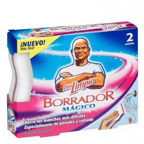 BORRADOR MAGICO D.LIMPIO 2 UND