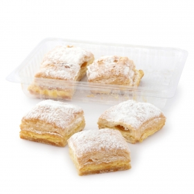 Milhojas de hojaldre Dillepasa 290 g