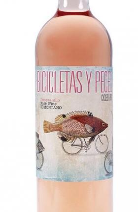 75 Cl. Bicicletas Y Peces Rosado 2020