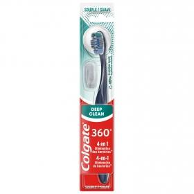 Cepillo dental 360º Suave Colgate 1 ud.
