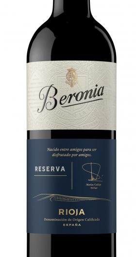 Beronia Tinto Reserva 2014