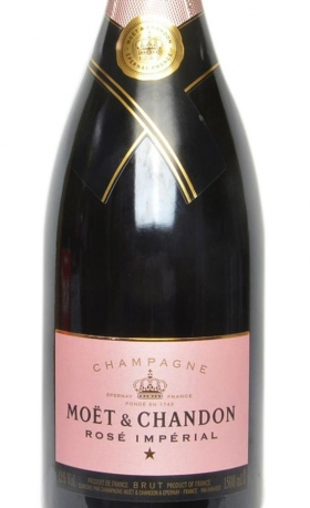 Moët & Chandon Rose Imperial Champagne