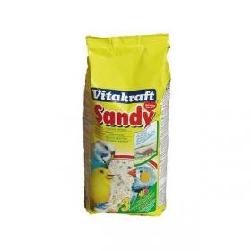 Arena Sandy para Pájaros Vitakraft 2,5 Kg