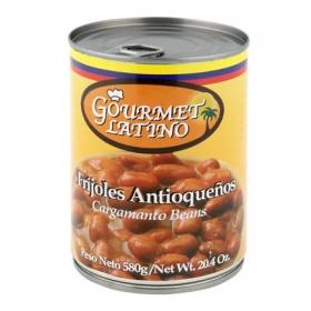 Frijoles antoiqueños Gourmet Latino 450 g.