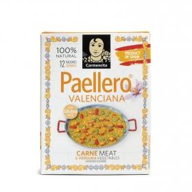 Paellero valenciana Carmencita 12 g.