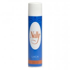 Laca fijación fuerte Nelly 600 ml.