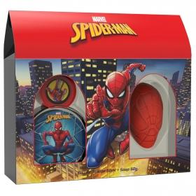 Estuche Spiderman: Colonia 50 ml y Jabón 50 g