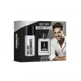 Estuche Muy Mio Bustamante: Colonia 100 ml y Desodorante 150 ml
