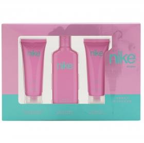 Estuche Nike Sweet Blossom Woman: Colonia 75 ml, Body Lotion 75 ml y Shower Gel 75 ml