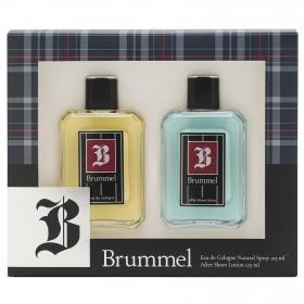 Estuche Brummel Man: Colonia 125 ml y After Shave Lotion 125 ml
