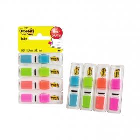 Post-It® Colores Surtidos 3+1 Gratis