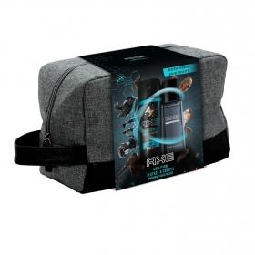 Neceser Axe Leather&Cookie: Colonia 100 ml y Desodorante 150 ml