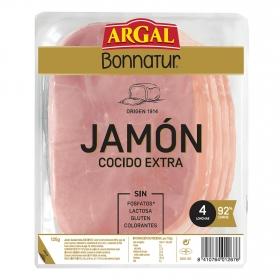 Jamón cocido Argal Bonnatur 125 g.