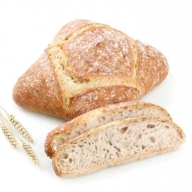 Hogaza de pan grande ecológica Carrefour Bio 800 g aprox