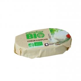 Queso Coeur Complice ecológico Carrefour Bio 180 g