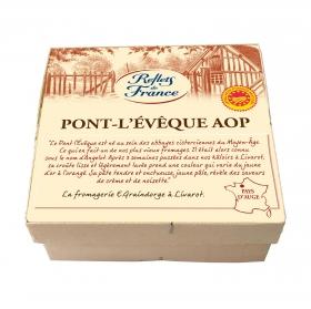 Queso Pont L'eveque Petit DOP Reflets de France 220 g