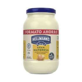 Mayonesa Hellmann's tarro 650 ml.