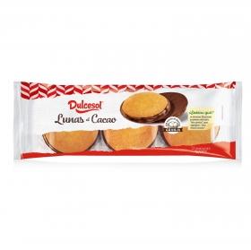 Bizcocho al cacao DulceSol 350 g.