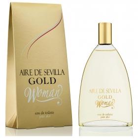 Agua de colonia Aire de Sevilla Gold Poseidon 150 ml.