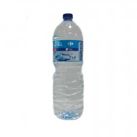 Agua mineral Carrefour natural 2 l.