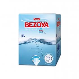 Agua mineral Bezoya 8 l.