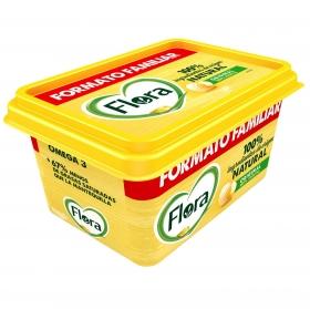 Margarina vegetal con Omega 3 y 6 Flora 600 g.