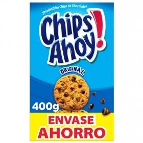 Galletas con pepitas de chocolate Chips Ahoy 400 g.