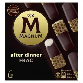 Bombón helado After Dinner Frac Magnum sin gluten 10 ud.