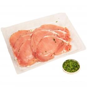 Lomo de Cerdo al Ajillo Caleya y Santiago al Vacío 400 g